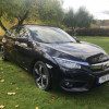 Honda Civic 1,5 182hk Executive i NYSKICK -18